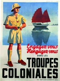 troupes coloniales by sogno