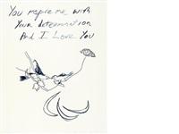 birds by tracey emin