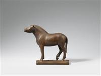 island-pony by gerhard marcks