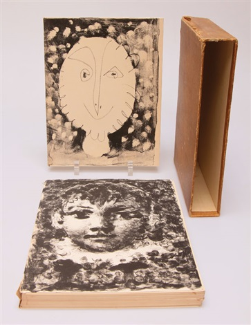 mourlot werksverzeichnis picasso vols i ii by fernand mourlot w2 original works by pablo picasso