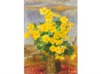globeflowers by venny soldan-brofeldt