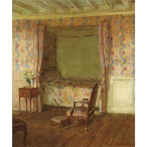 the bedroom by walter gay