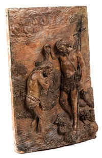 hochrelief mit darstellung der taufe christi by anonymous-italian-tuscan (16)