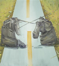 reconciliation by dana schutz