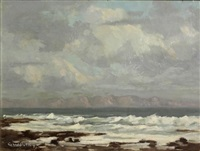 hermanus by george william pilkington
