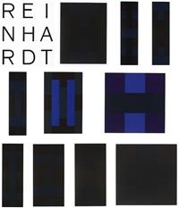 10 screenprints (set of 10) by ad reinhardt