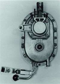 fahrradhilfsmotor (lohmannwerke, bielefeld) by arvid gutschow