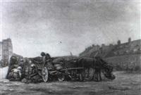 marktwagen by carl massmann