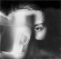 untitled / self-portrait with a cu by jaroslav rössler
