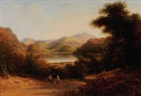 ullswater by thomas christopher hofland