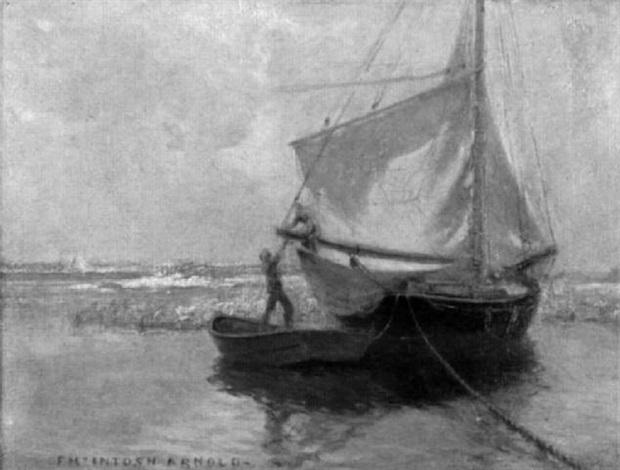 sails by frank mcintosh arnold