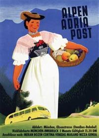 alpen adria post by oswald voh