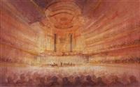 symphony hall by grenville cottingham