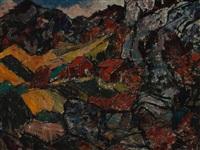 village de montagne by erik haamer