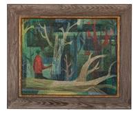 in the woods by robert j. lee