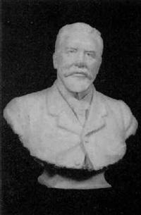 busto de caballero by raymond sudre