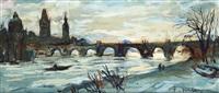 karlsbrücke by frantisek emler