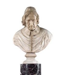 busto di un cardinale by alessandro algardi (l'algarde)
