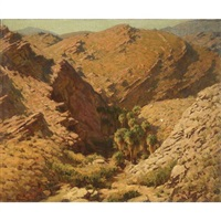 palm desert by charles percy austin