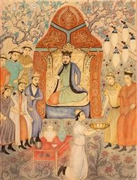erfgoed van een mongool by anton pieck