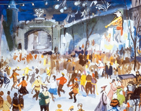 quebec city winter carnival quebec carnival 2 works by henry john simpkins