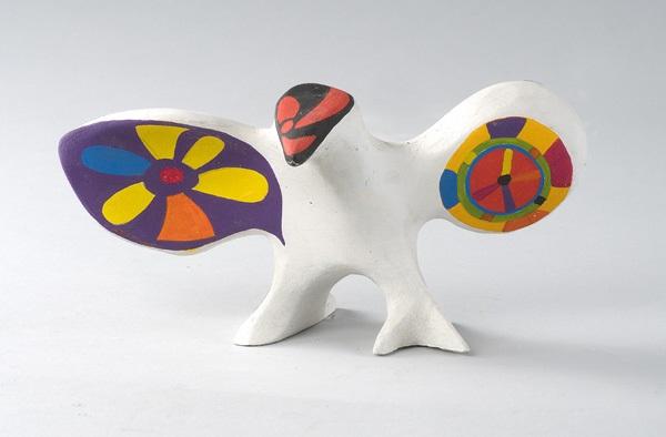 oiseau by niki de saint phalle