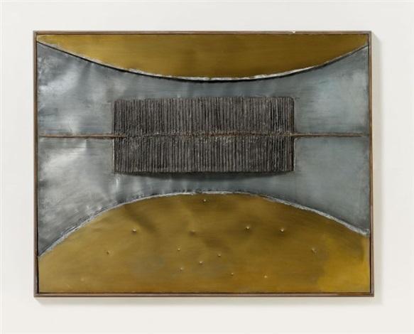 apparizione no. 2 by arnaldo pomodoro