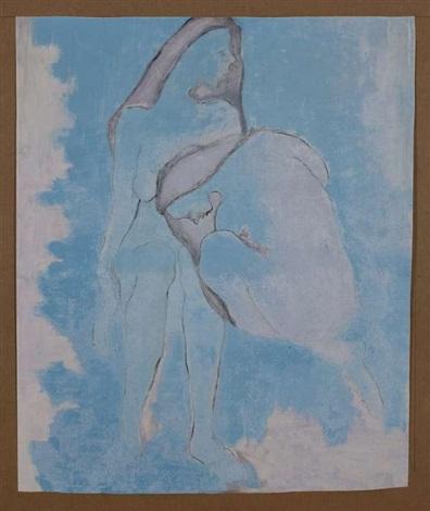 figure femminili by marino marini