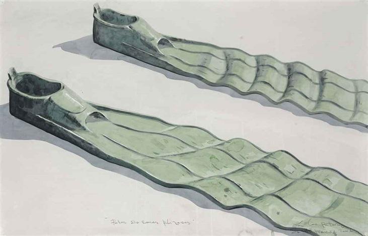 patas de rana plizadas by los carpinteros
