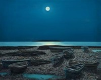 海上升明月 by hu jiancheng
