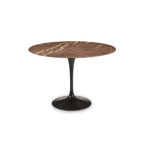 TULIP PEDESTAL DINING TABLE KNOLL INERNATIONAL By Eero Saarinen On - Knoll pedestal table