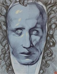 Gravedigger 2b portrait of alexander pushkin 3b 2 works