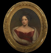 portrait of mrs. john biddle by maude kaufman eggemeyer