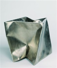 imploded cube by ewerdt hilgemann