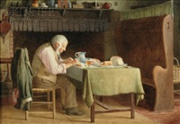 a frugal meal by henry edward spernon tozer