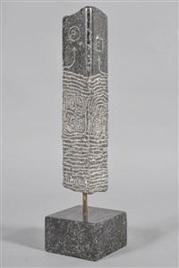 monolithe by lambert rocour