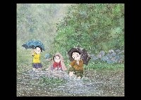 rain by fudo kaida
