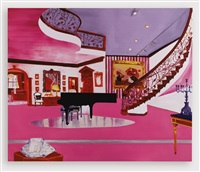 the liberace museum by dexter dalwood