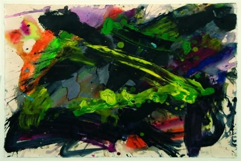 untitled abstract by bill ainslie