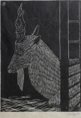 goat by samuel jessurun de mesquita