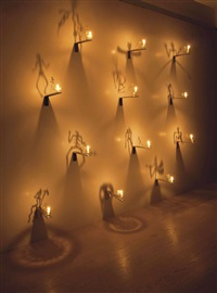 schattentheater (in 12 parts) by christian boltanski