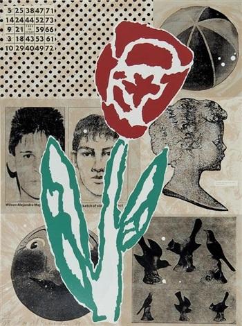 tulip by donald baechler