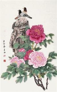 花鸟 by xu menghai