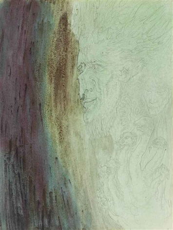 mystical heads by austin osman spare