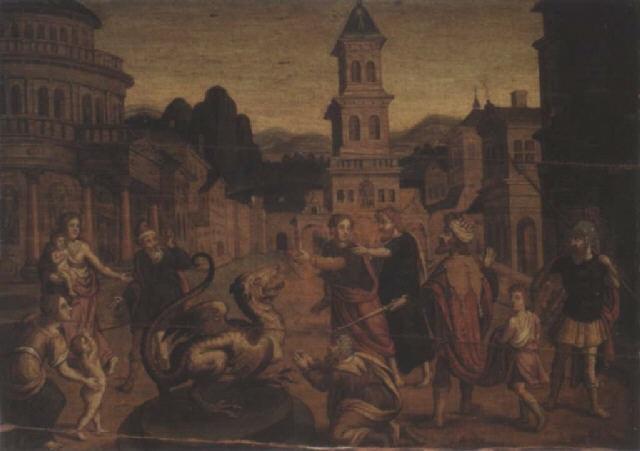 mytologisk motiv by lucas van valkenborch