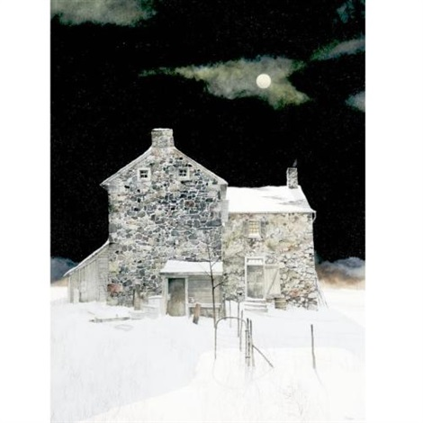 winter solstice by peter sculthorpe