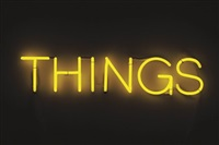 work no. 221 - things by martin creed