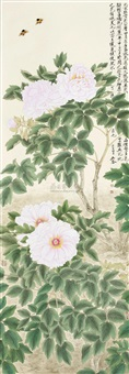 牡丹 (flowers) by wu tai