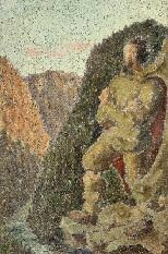 solitario della vallata by alberto helios gagliardo