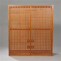 prototype wallmounted wardrobe by hanne & torben valeur